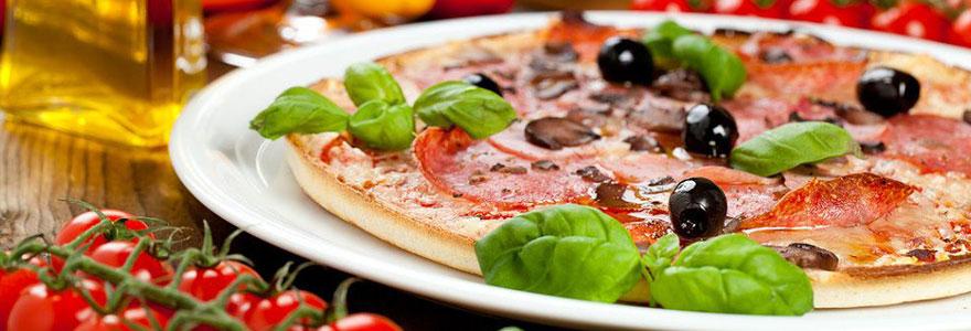 Pizzeria au centre-ville