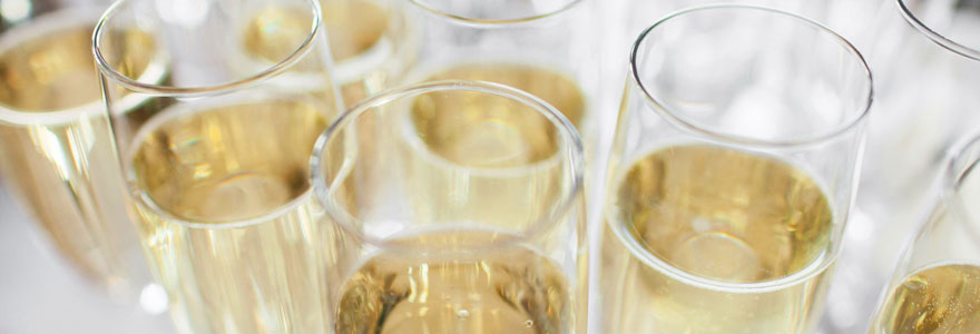Verres champagne demi sec
